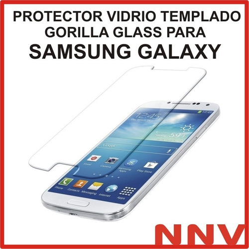 vidrio templado gorilla glass samsung galaxy s4 mini i9192