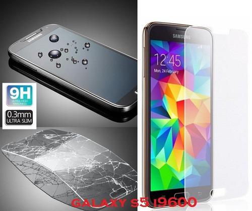 vidrio templado gorilla glass samsung galaxy s5 i9600