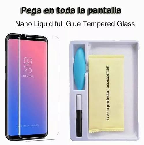 vidrio templado huawei p30 pro simil dome glass premium uv