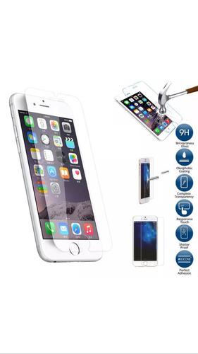 vidrio templado iphone