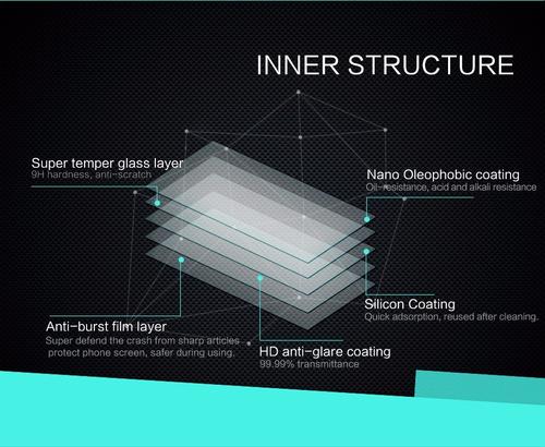 vidrio templado lg g5 / se protector pantalla cámara nillkin