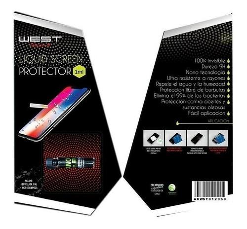 vidrio templado liquido ideal lg k40 40s k50 k50s q6