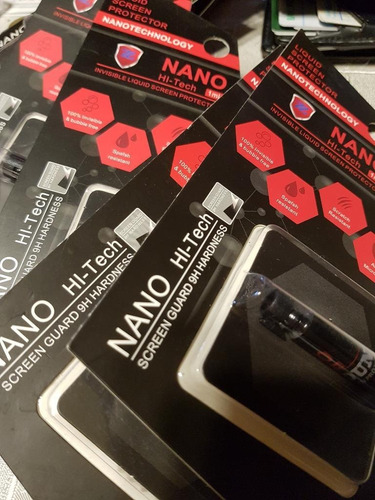 vidrio templado liquido nano tech iphone 11 x xs xr xr max