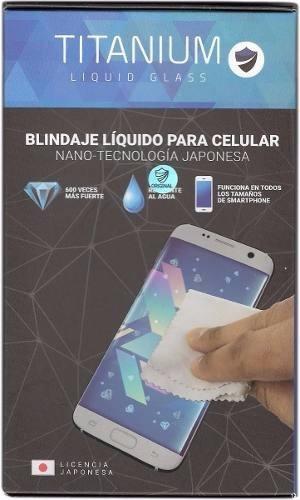 vidrio templado liquido titanium ideal s8 s8 plus iphone 8 x