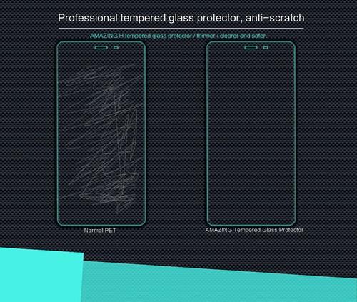 vidrio templado oneplus x protector pantalla cámara nillkin
