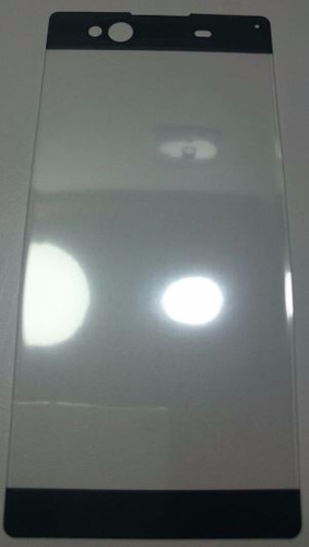 vidrio templado original 3d protector sony xperia xa ultra