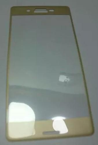 vidrio templado original protector curvo  3d sony xperia xa