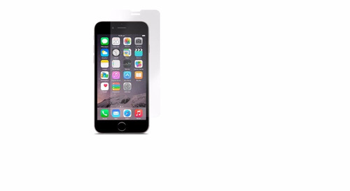 vidrio templado para iphone 6 moshi airfoil