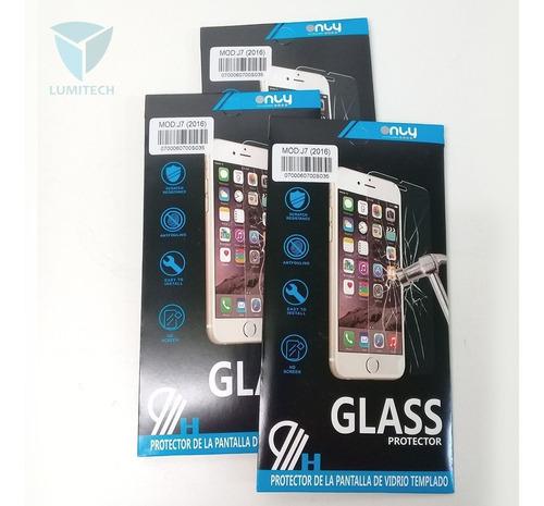 vidrio templado para samsung j7 2016 - film glass