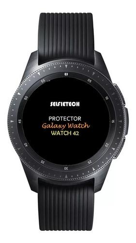 vidrio templado para smart watch samsung gear classic sport