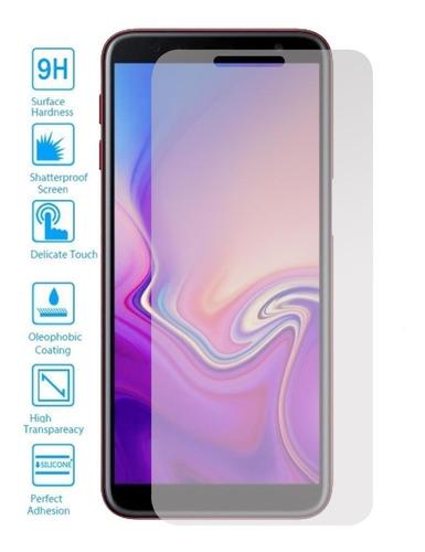 vidrio templado plano glass tempered para samsung j6