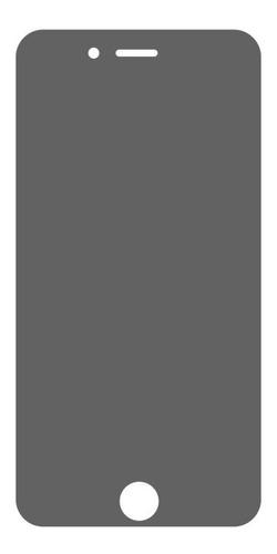 vidrio templado privacy anti espia iphone xs x 7/8 7/8 plus