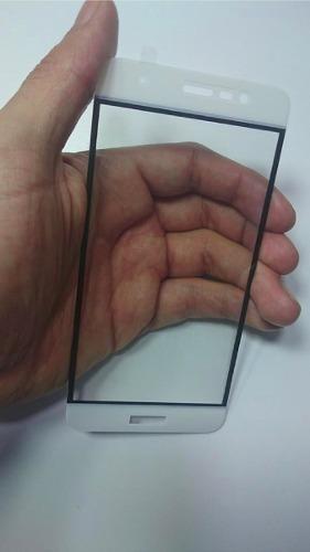 vidrio templado protector 3d asus zenfone 3 max zc520tl(plus