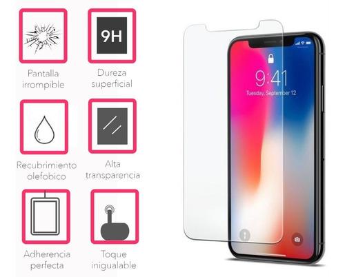 vidrio templado protector de pantalla iphone xr - 11
