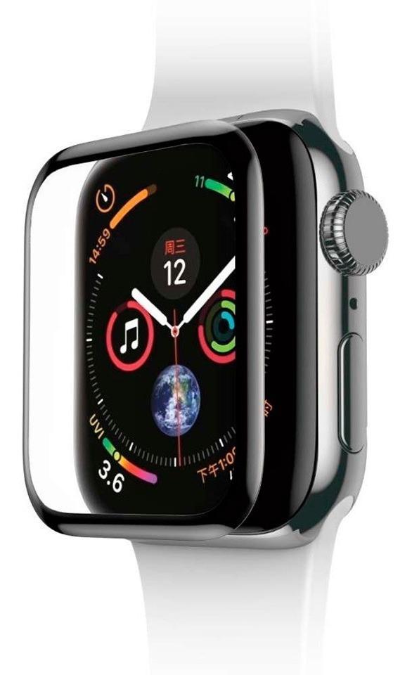 319c159b2ca vidrio templado protector pantalla apple watch curvo 3d west. Cargando zoom.