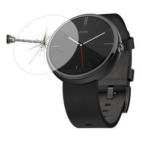Vidrio Templado Reloj Moto 360 S2 S3 Garmin F235