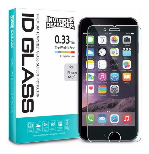 vidrio templado ringke iphone 5 5s se  9h y 0,33mm real