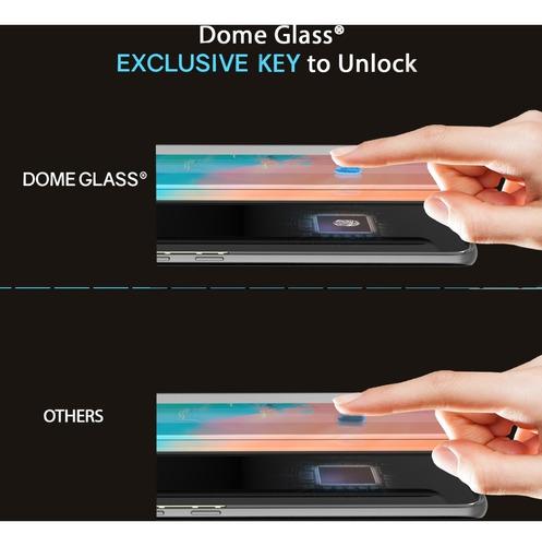 vidrio templado s10 s10 plus s10e/ lite whitestone dome glass#