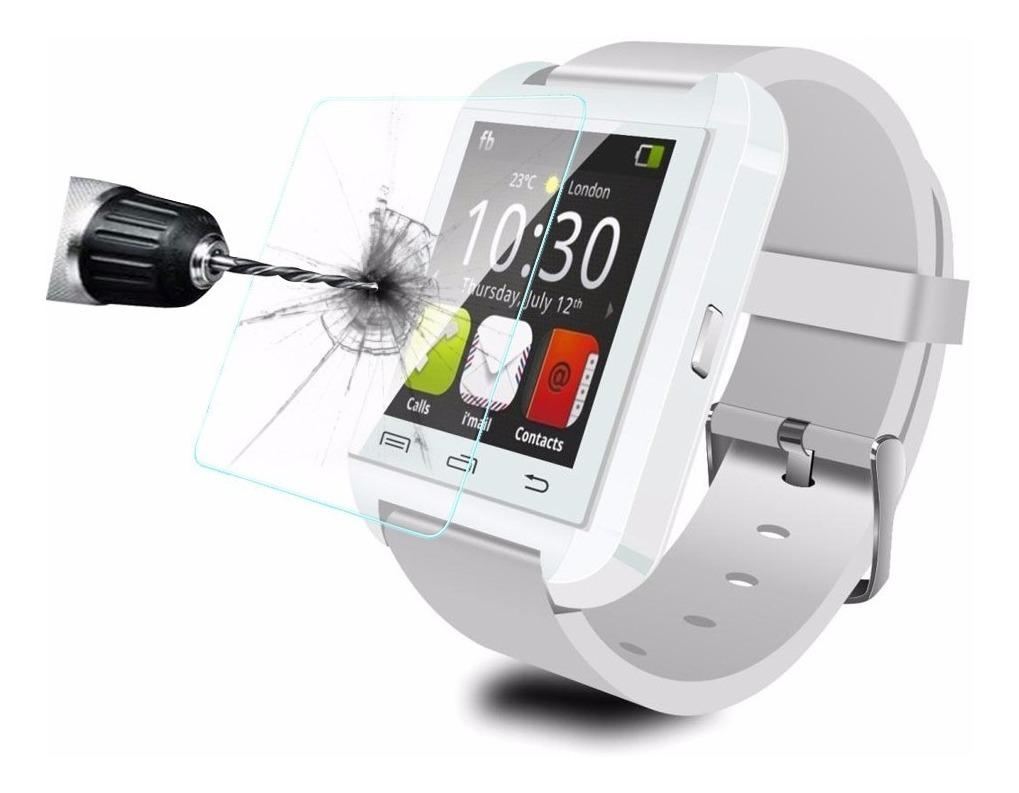 Vidrio Templado Smart Watch U8 Reloj Inteligente U8