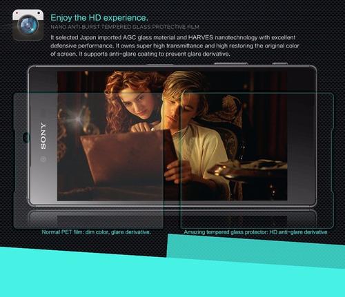 vidrio templado sony xperia z5 premium protector pantalla
