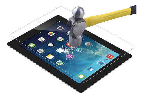 vidrio templado tablet ipad air - factura a / b