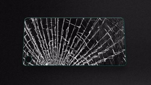 vidrio templado trasero  xperia  z1 mini  compact d5503