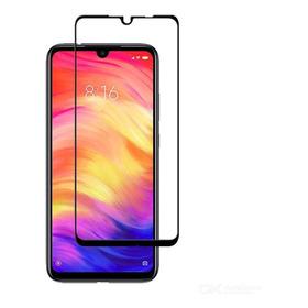 Vidrio Templado Xiaomi Redmi Note 7  Full Cover