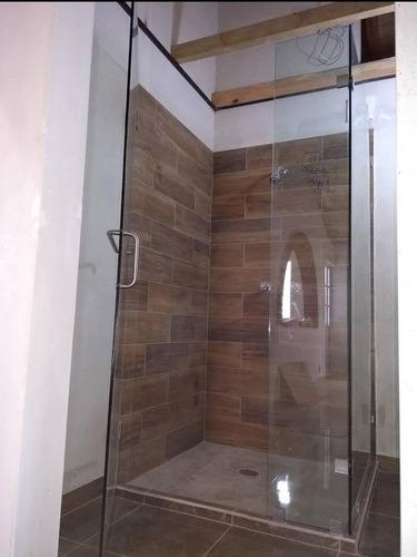 vidrio templado y aluminio, puertas, domos, cancel, barandal