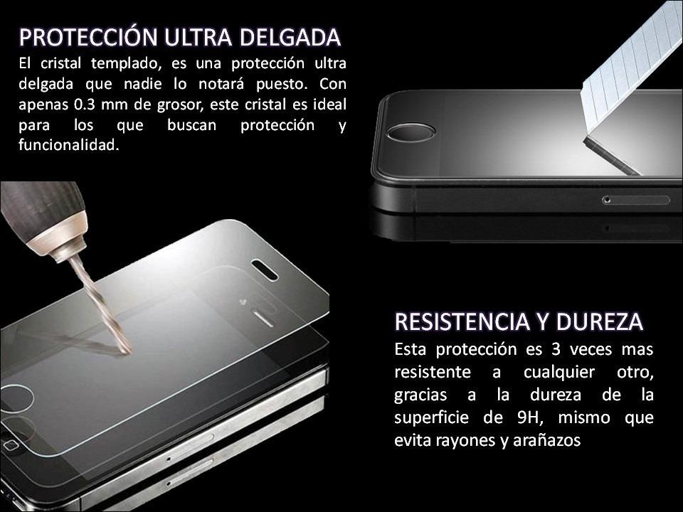 Vidrio Temprado 9h Iphone 4 5 6 Plus Instalaci 243 N Gratis S 9 99 En Mercado Libre