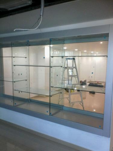 vidrio y aluminio, ventas, puertas y mas.
