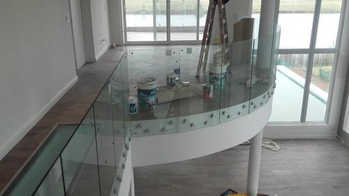 vidrios blindex templa/fabrica/mamparas -cierrapuertas piso