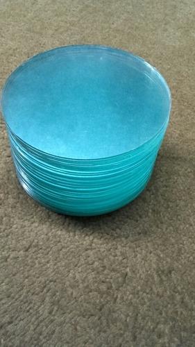 vidrios cuadrados de 1x1cm para artesanias y vitr,x 500 und