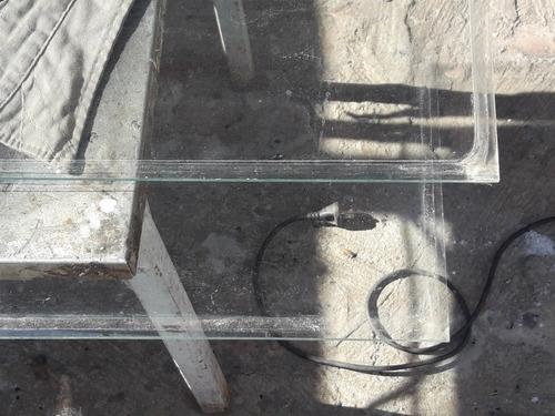 vidrios de ventana de aluminio