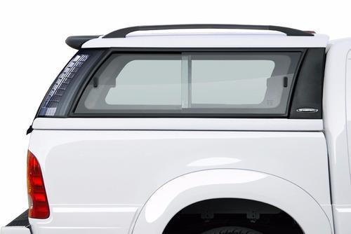 vidrios laterales para cúpulas carryboy