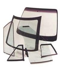 vidrios parabrisas, puertas, ventiladores y traseros.