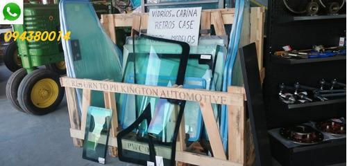 vidrios retroexcavadoras case modelos 580 linea completa