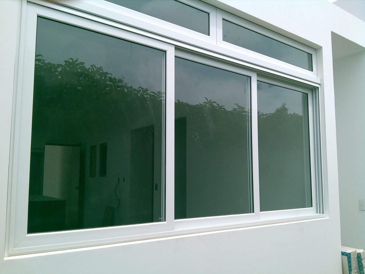 Vidrios templados ventanas mamparas precios de fabrica s for Precio de aluminio para ventanas