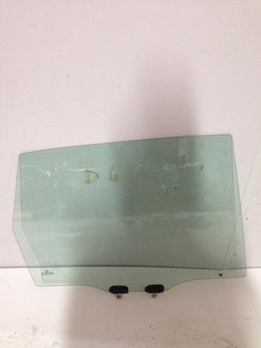 vidro de porta honda new fit traseiro direito