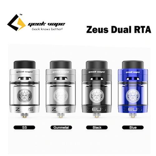 vidro de reposição para geekvape zeus dual rta c/2 und