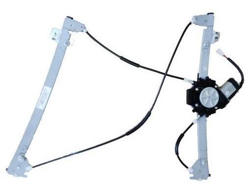 vidro elétrico antiesmagamento peugeot 206/207 4p completo