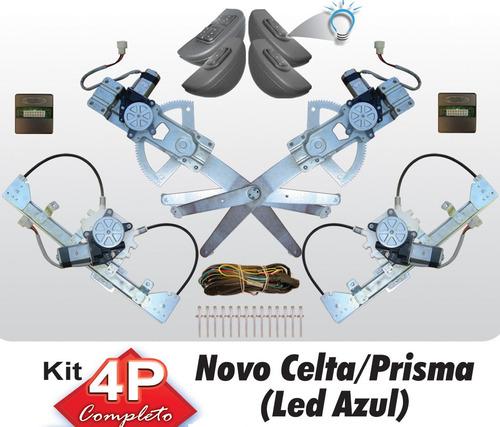 vidro eletrico celta novo prisma com antiesmagamento