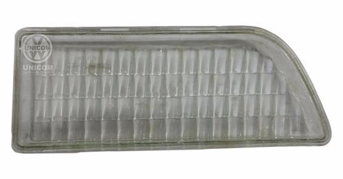 vidro farol auxiliar esquerdo carello gol gts 1.8 l