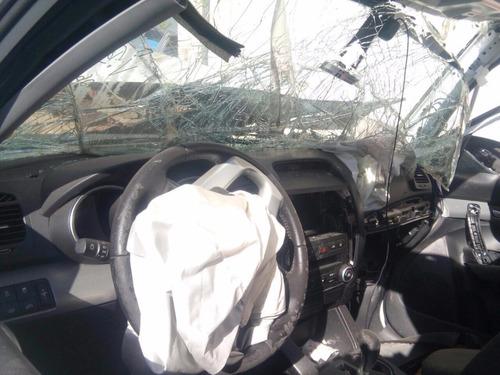 vidro fixo lateral esquerdo kia sorento 2012 3.5