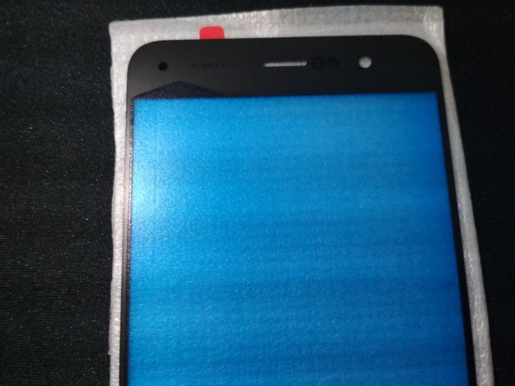 Vidro Frontal Do Display Xiaomi Mi Note 3 Tela 5 5