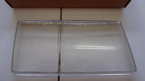 vidro lente farol uno fiorino elba premio 91 92 93 94 à 2003