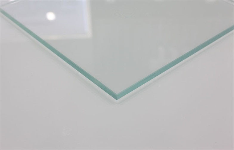 Vidro Liso Incolor De 4mm Sob Medida P Mesas Pe 231 A