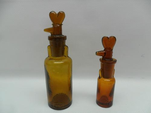 vidro para farmácia/química tk antigos.
