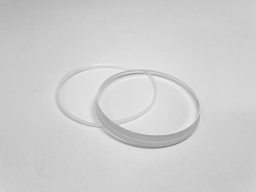 vidro para relógio orient mbttc003 com anel original