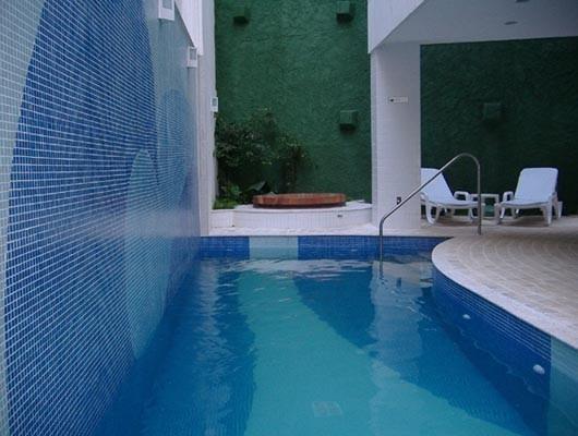 Pastilhas de vidro b sica banheiro cozinha piscina for Juntas piscina
