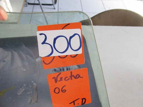 vidro porta tras/dir - gm vectra 2006 - r 300 k